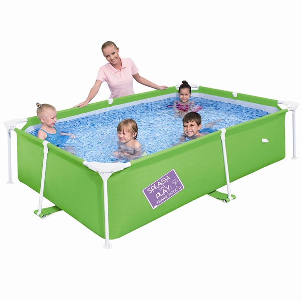Бассейн каркасный Splash and Play TI-56220