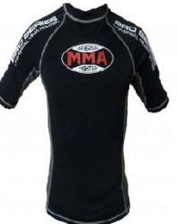 RashGuard Dragon Grey MMA - 002
