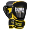 ПЕРЧАТКИ ДЛЯ БОКСА POWERSYSTEM PS 5005 CHALLENGER BLACK/YELLOW